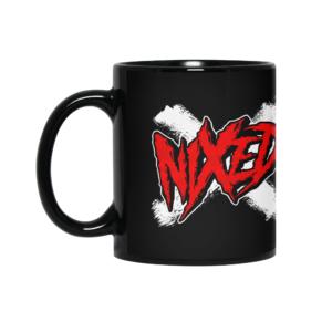 NIXED mug