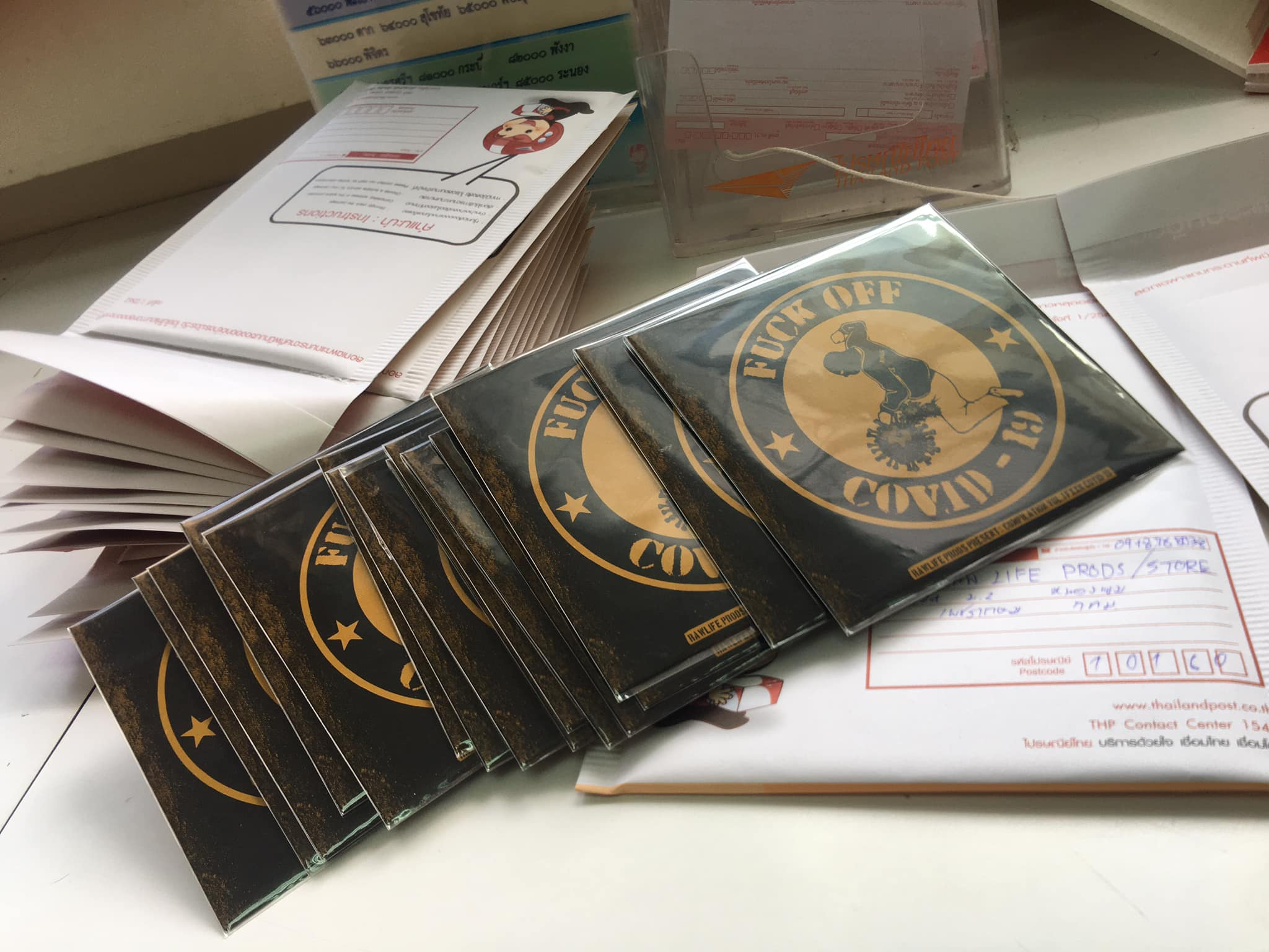 Raw Life Prods Compilation CD