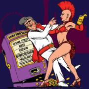 Punk Rock After Party Double Down Saloon Las Vegas 2021